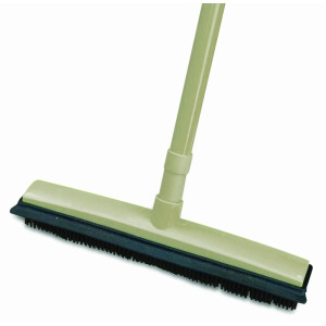 Rubber Broom