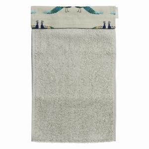 Peacocks Roller Towel