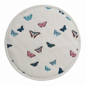 Butterflies Circular Hob Cover