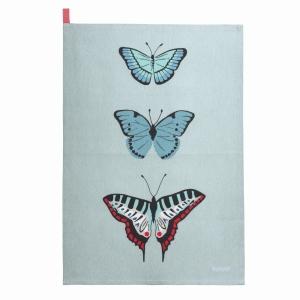 Butterflies Statement Tea Towel