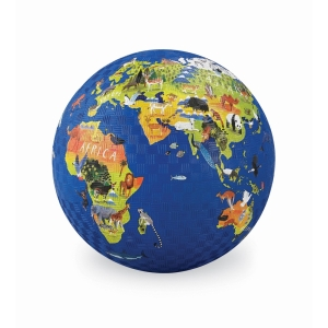 Play Ball World Map