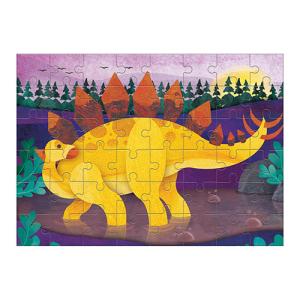 Mudpuppy Mini Puzzle – Stegosaurus