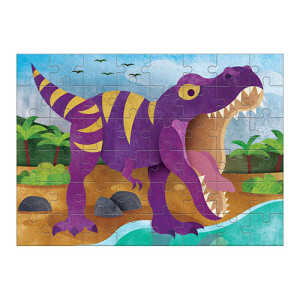 Mudpuppy Mini Puzzle – Tyrannosaurus Rex