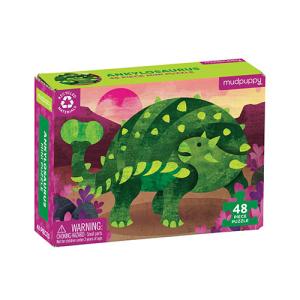 Mudpuppy Mini Puzzle – Ankylosaurus