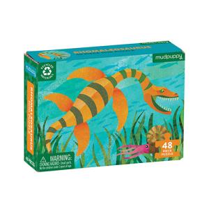 Mudpuppy Mini Puzzle – Rhomaleosaurus