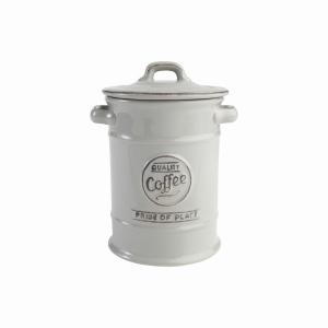 Pride Of Place Coffee Jar Grey