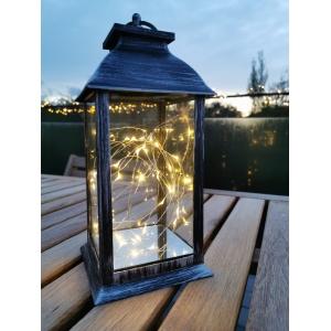 Firefly Lantern Silver