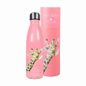 Wrendale Giraffe Water Bottle