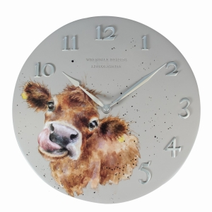 Cow Moo Clock