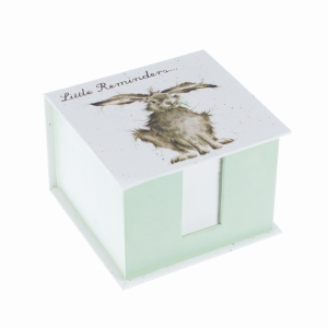 Little Reminders Hare Memo Block