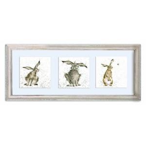 A Trio Of Hares