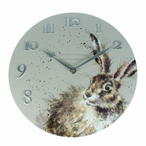 Wrendale Hare Wall Clock