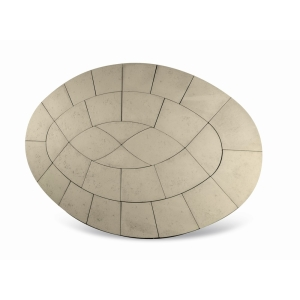 S2D Baroque Oval Kit Limestone