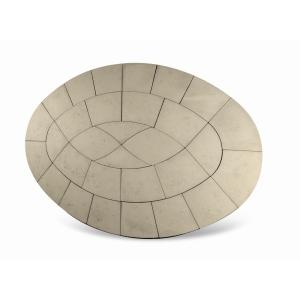S2D Baroque Oval Kit Limestone
