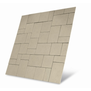 Baroque Paving Kit Limestone 5.76M2