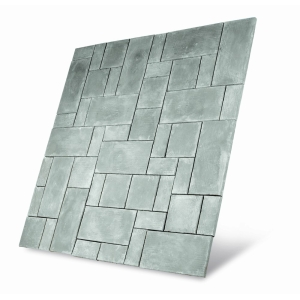 S2D Cloister Paving Kit Weathered Slate 5.20M2