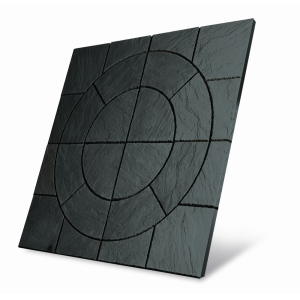 S2D Chalice Circle Kit Welsh Slate 3.24M2