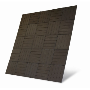 S2D Deckpave Paving Kit Brown Oak 6.25M2