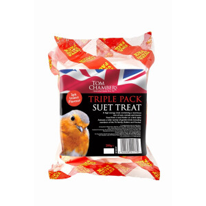 Suet Treats Triple Pack