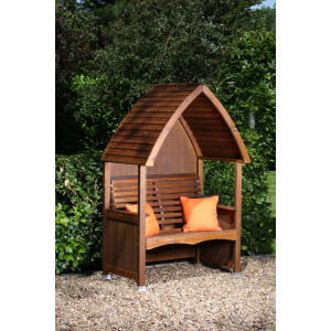 Cottage Arbour Chestnut
