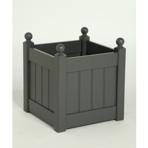 Classic Planter Charcoal 390mm
