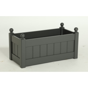 Classic Trough Charcoal 660mm