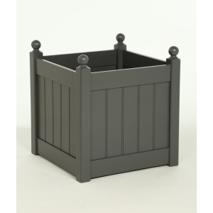 Classic Planter Charcoal 460mm