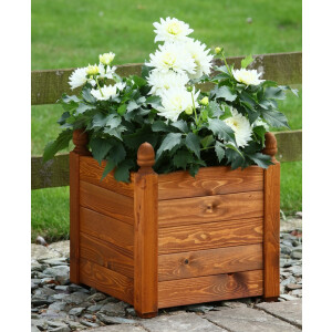 Acorn Planter Beech 390mm