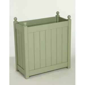 Tall Classic Trough Sage 660mm