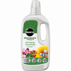 Miracle Gro Performance Organics All Purpose 1L