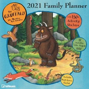 Gruffalo 2021 Calendar