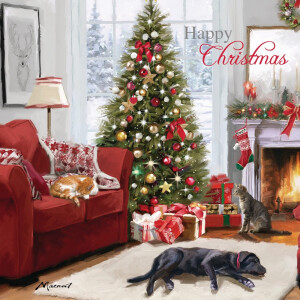 20 Assorted Christmas Cards
