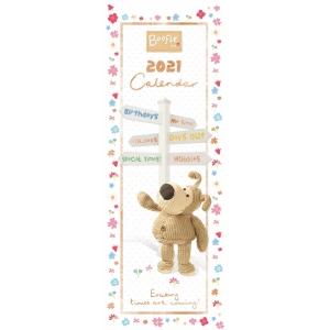 Boofle 2021 Calendar
