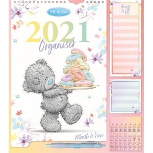 Me To You Classic Household P Dlx 2021 Calendar
