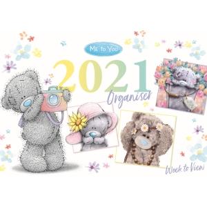 Me To You Multibrand A4 2021 Calendar
