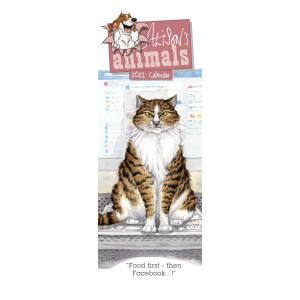 Alisons Animals 2021 Calendar