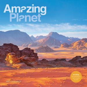 Amazing Planet 2021 Calendar