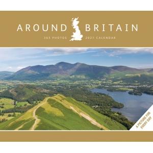 Around Britain 2021 Calendar