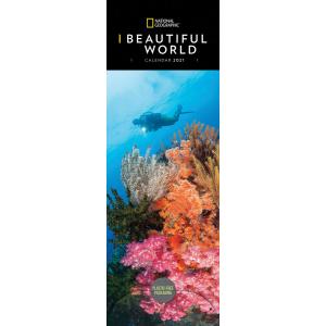 Beautiful World Nat Geo 2021 Calendar