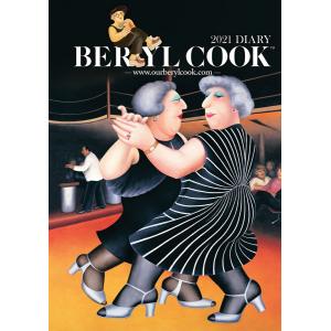 Beryl Cook A5 2021 Diary
