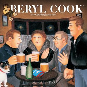 Beryl Cook 2021 Calendar