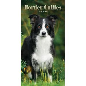 Border Collies 2021 Slim Diary
