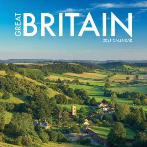 Britain 2021 Calendar