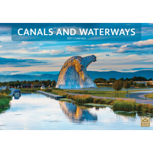 Canals + Waterways A4 2021 Calendar