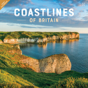 Coastlines Of Britain 2021 Calendar