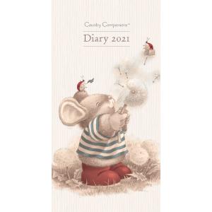 Country Companions 2021 Slim Diary