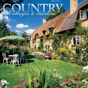 Country Cottages + Gardens 2021 Calendar