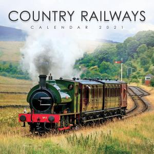Country Railways 2021 Calendar
