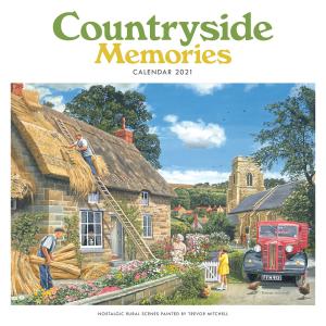Trevor Mitchell Countryside Memories 2021 Calendar