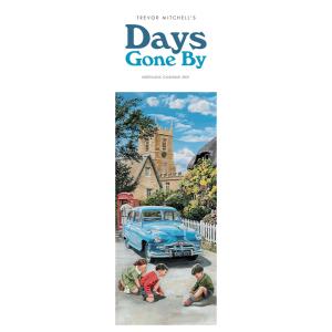 Trevor Mitchell Days Gone By Nostalgia 2021 Calendar